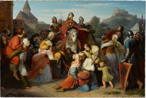 Die Weiber von Weinsberg, 1836