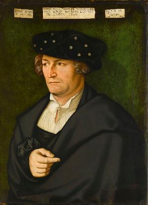 Hans Jacob Freiherr zu Morsperg und Beffert, 1525