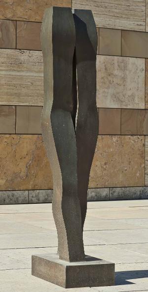 Der Schreitende4, 1966-1969