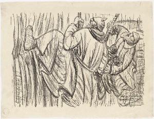 Sturmangriff, 1915