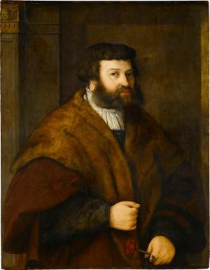 Georg Hörmann, 1530