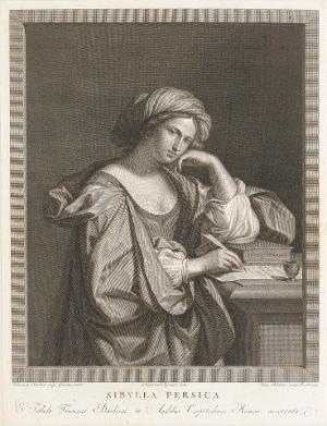 Sibylla Persica, 1797