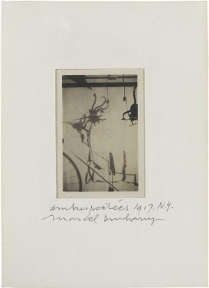 Ombres portées (Schlagschatten), 1918