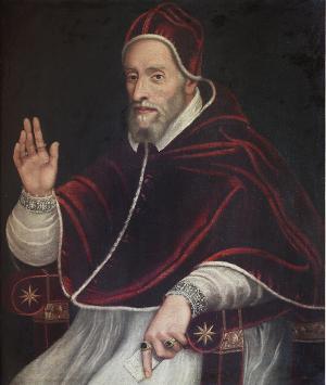Kopie nach Raffael: Papst Julius II., 19. Jahrhundert