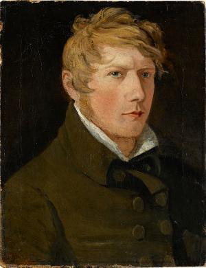 Porträt eines jungen Mannes, 19. Jh.