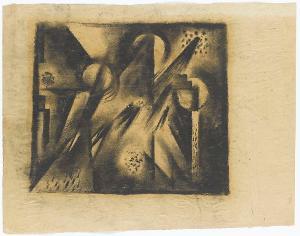 Komposition, um 1920