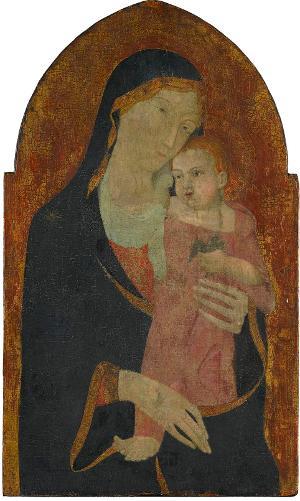 Maria mit Kind, wohl 19. Jh.