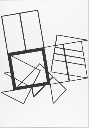 Kubus-Kreuz-Form-Faltung (KKFF), 1991
