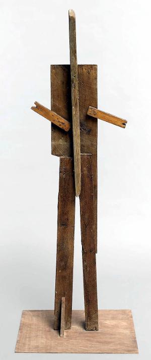 Die Badenden: Der junge Mann, 1956