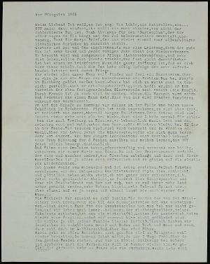 vor Pfingsten 1935