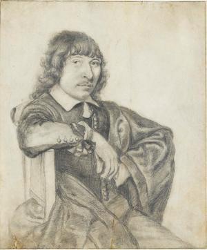 Bildnis eines sitzenden Mannes, 1650-60