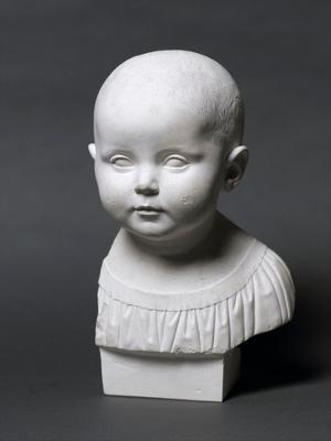 Kinderbüste Luise Grüneisen, 1807