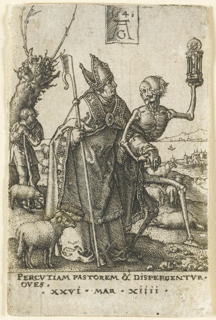 Der Tod und der Bischof