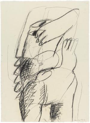 Stehende männliche Figur, 1963