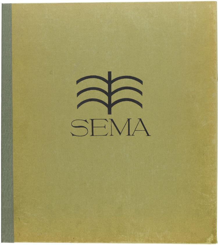 Sema. 15 Originalsteinzeichnungen