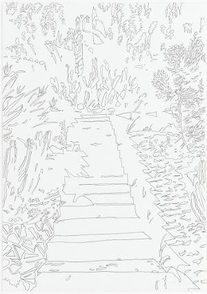 Vogelhaus (Alexander v. Branca). Aus der Serie »Mariposa«, 2006