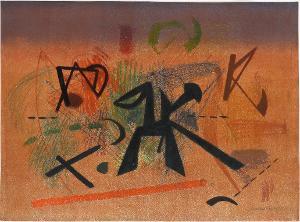 Abstrakte Komposition, 1952