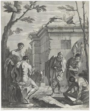 Die Schatzgräber, um 1661