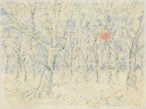 Wintersonne, 1962