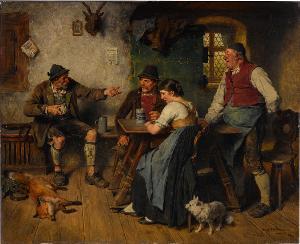 Jägerlatein, 1887
