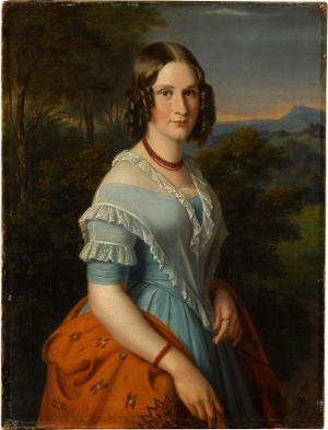 Sophie Therese Bruckmann, nicht datiert