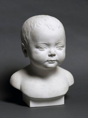 Kinderbüste August Grüneisen, 1806