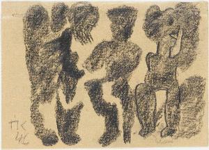 Groteske Figuren, 1946