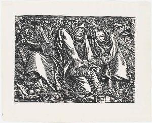 Kreuz- und Sargräuber, 1919