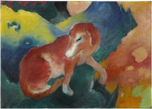 Der rote Hund, 1911