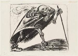 Wandernder Tod, 1923