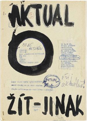 AKTUAL No. 2-3, 1967-68