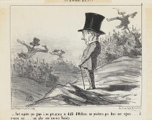 Hoffen wir nur, dass dank dieser Vorsichtsmassnahmen der verteufelte Mehlbrand nicht meinen Trauben befällt.... er würde es nicht wagen..... genauso wenig, wie Monsieur Tuckéry., 1853