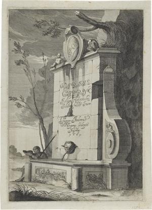 Titelblatt »Variae Capryc:«, 1661, 1661