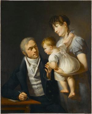 Familie Dr. Klein, 1809