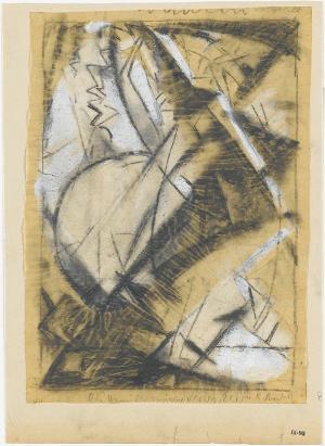Kubistische Komposition, 1921