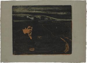Abend. Melancholie I, 1896