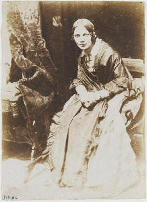 Matilda Rigby, ca. 1845