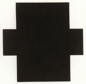 Schwarzes Doppelkreuz, um 1968-1985