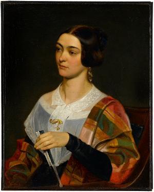 Juliane Leutze, 1846