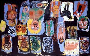 Das Malerbild, 1988