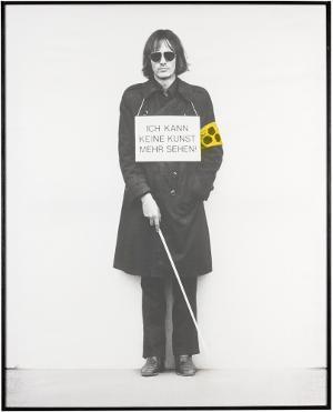 Ich kann keine Kunst mehr sehen!, 1975