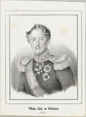 Wilhelm I., König von Württemberg (1781-1864), 1841