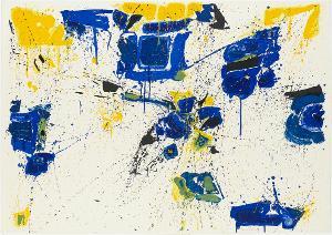 Das obere Gelb, 1960