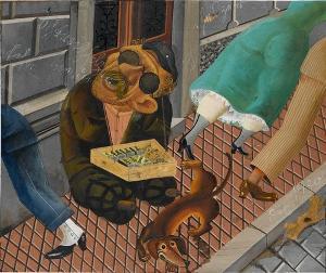 Streichholzhändler, 1920