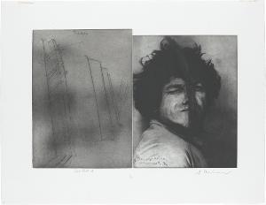 Oben / Stirnspalt, 1973