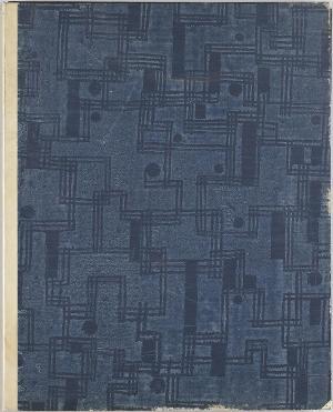 Bauhaus-Drucke. Neue Europäische Graphik. 4te Mappe: Italienische und russische Künstler (Mappe), 1923