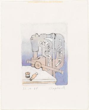 Bohrmaschine I (Die Intellektuelle), 22.10.1967
