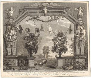Krieg und Frieden, 1716-1771