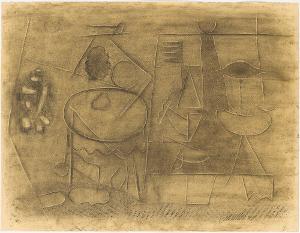 Spielfigur, 1947
