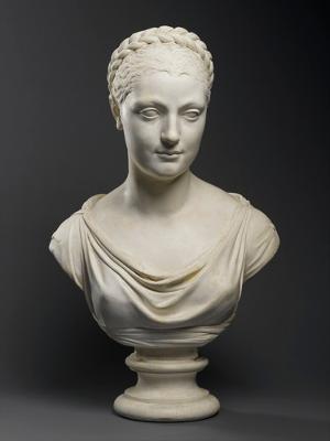 Freifrau von Alopäus, 1812
